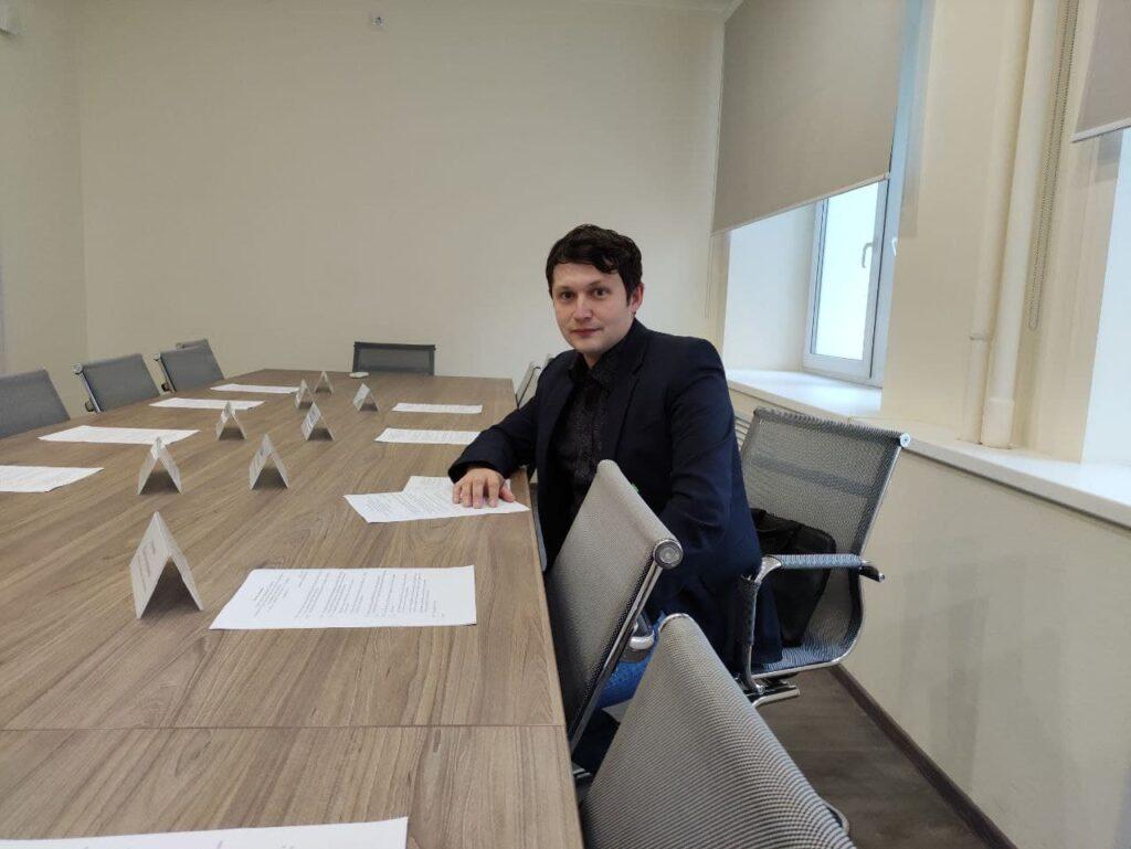 Генеральный директор Молодёжных инноваций принял участие в совещании по открытию Точки кипения